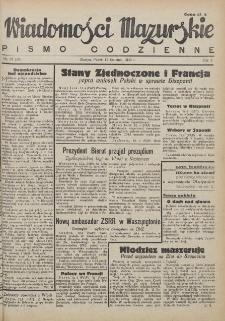 Wiadomości Mazurskie : pismo codzienne. 1946 (R. 2), nr 87 (98)
