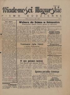 Wiadomości Mazurskie : pismo codzienne. 1946 (R. 2), nr 153 (164)