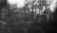 Cmentarz starowierski w Wojnowie 1963