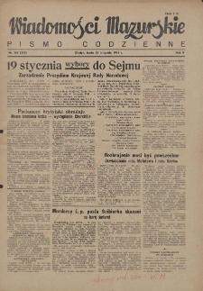Wiadomości Mazurskie : pismo codzienne. 1946 (R. 2), nr 262 (273)