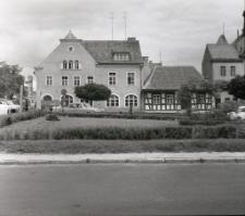 Plac Kajki i Strażnica Bośniacka w Mrągowie. [2]