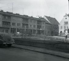Plac Kajki w Mrągowie. [1]