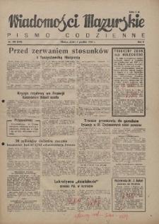 Wiadomości Mazurskie : pismo codzienne. 1946 (R. 2), nr 282 (293)