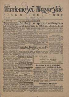 Wiadomości Mazurskie : pismo codzienne. 1946 (R. 2), nr 290 (301)