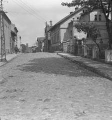 Ulica Roosevelta w Mrągowie. [1]