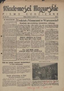 Wiadomości Mazurskie : pismo codzienne. 1946 (R. 2), nr 299 (310)