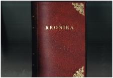 Kronika Miejskiej Biblioteki Publicznej w Szczytnie prowadzona w latach 1998-2004