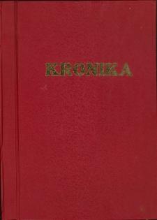Kronika Szkoły Podstawowej w Pasymiu im. Wojciecha Kętrzyńskiego - Punktu Filialnego w Leleszkach z lat 1986-1989