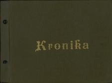 Kronika Szkoły Podstawowej w Pasymiu im. Wojciecha Kętrzyńskiego - Punktu Filialnego w Leleszkach z lat 1985-1986