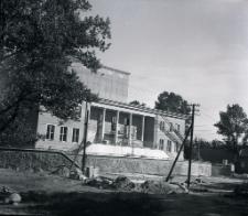 Dom kultury w Mrągowie przed otwarciem 1963. [1]