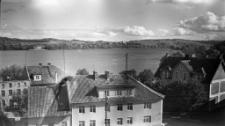 Widok na Górę Czterech Wiatrów i Troszczykowo 1966
