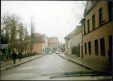 Ulica Warszawska w Mrągowie. [5]