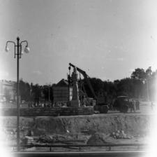 [Pomnik Rocha przed odsłonięciem Mrągowo 1969. 6]