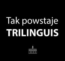 Trilinguis : Pracownia Starych Technik Drukarskich