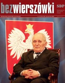 Bez Wierszówki, 2020, nr 1-2