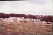 Budowa Miasteczka Westernowego Mrongoville. [3]