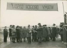 [Uroczyte otwarcie Rejonu Dróg Publicznych w Mrągowie 1977. 1]