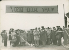 [Uroczyte otwarcie Rejonu Dróg Publicznych w Mrągowie 1977. 2]
