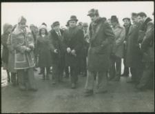 [Uczestnicy otwarcia Rejonu Dróg Publicznych w Mrągowie 1977. 3]