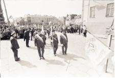Pochód pierwszomajowy w Mrągowie 1973. [3]