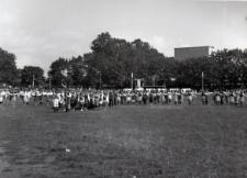Powiatowe dożynki Mrągowo 1965. [5]