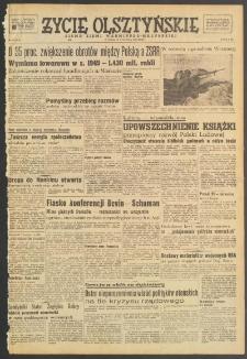 Życie Olsztyńskie : pismo ziemi warmińsko-mazurskiej, 1949, nr 17