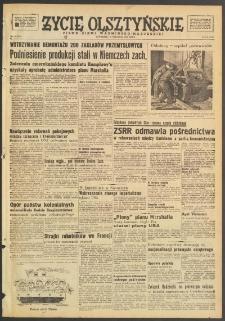Życie Olsztyńskie : pismo ziemi warmińsko-mazurskiej, 1949, nr 19