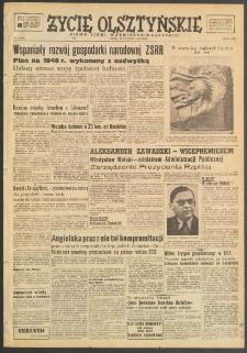 Życie Olsztyńskie : pismo ziemi warmińsko-mazurskiej, 1949, nr 21