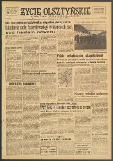 Życie Olsztyńskie : pismo ziemi warmińsko-mazurskiej, 1949, nr 23
