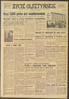 Życie Olsztyńskie : pismo ziemi warmińsko-mazurskiej, 1949, nr 31