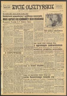 Życie Olsztyńskie : pismo ziemi warmińsko-mazurskiej, 1949, nr 32