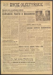 Życie Olsztyńskie : pismo ziemi warmińsko-mazurskiej, 1949, nr 38