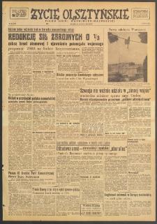 Życie Olsztyńskie : pismo ziemi warmińsko-mazurskiej, 1949, nr 41