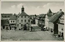 Sensburg, Ostrpr. - Markt