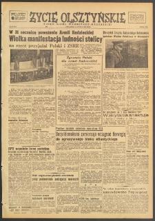 Życie Olsztyńskie : pismo ziemi warmińsko-mazurskiej, 1949, nr 54