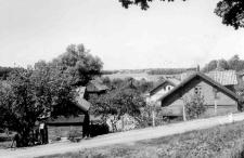 [Zabudowania wiejskie w Dorotowie. 1]