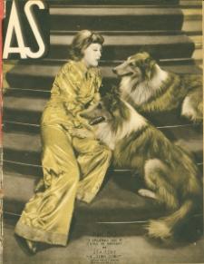 As : ilustrowany magazyn tygodniowy, 1936 (R. 2), nr 50