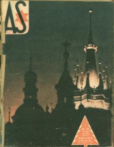 As : ilustrowany magazyn tygodniowy, 1936 (R. 2), nr 52