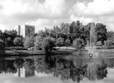 [Park w Jakubowie w Olsztynie. 1]