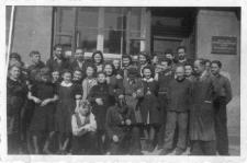 Pracownicy Drukarni Państwowej [w Olsztynie]