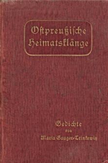 Lieder aus Masuren : Gedichte. Bd. 1