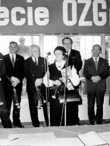 [Uroczystość otwarcia nowej siedziby Olsztyńskich Zakładów Graficznych. 6]