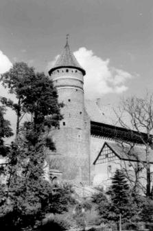 [Zamek w Olsztynie. 1]
