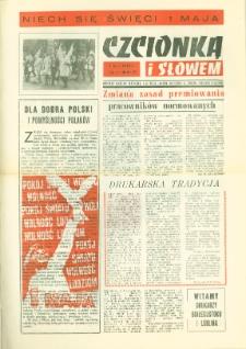 Czcionką i Słowem : kwartalnik samorządu robotniczego Olsztyńskich Zakładów Graficznych im. Seweryna Pieniężnego w Olsztynie, 1978 (R. 8), nr 29