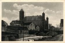 Heilsberg Opr. Hochschloss des Bischofsitzes