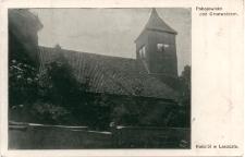Pobojowisko pod Grunwaldem : Kościół w Leszczle
