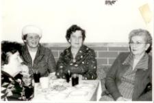 [Spotkanie z emerytowanymi pracownikami Olsztyńskich Zakładów Graficznych (14.01.1983)]