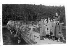[Most na jeziorze Długim w Olsztynie. 2]