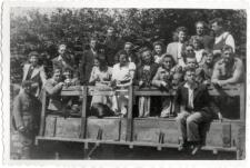 [Zbiórka na akcję siewną - Olsztyn 1947 r.]