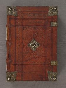 Sententiarum libri IV, cum commento Bonaventurae. P. I.- Tabula Ioannis Beckenhaub